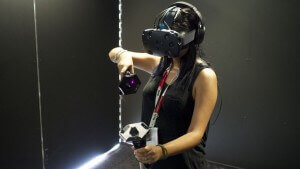 HTC Vive - in action