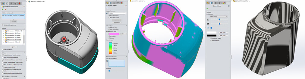 Prorotyping with CAD