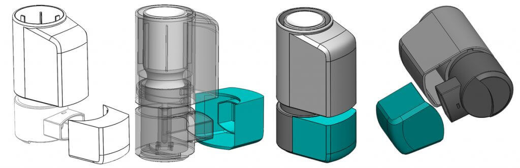 3D Product Geometry Concept