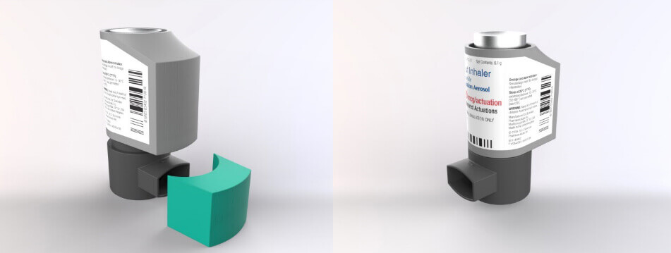 3D Rendering of Product Concept