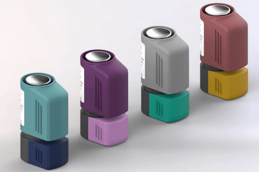 prototype inhalers